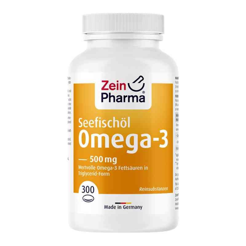 Omega 3 500 mg Caps  bei apo-discounter.de bestellen