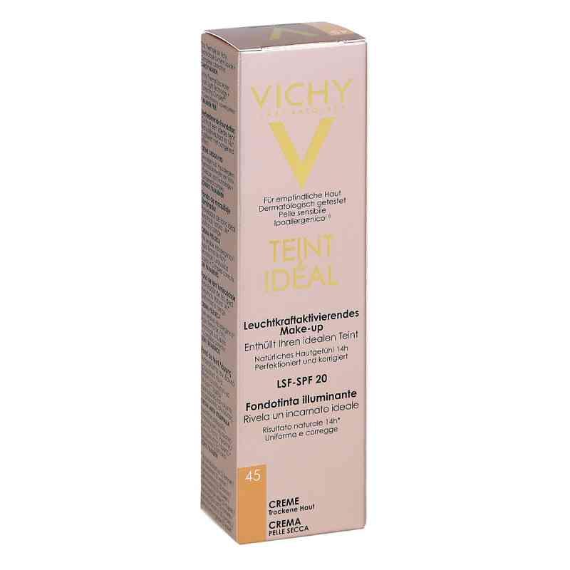 Vichy Teint Ideal Creme Lsf 45  bei apo-discounter.de bestellen