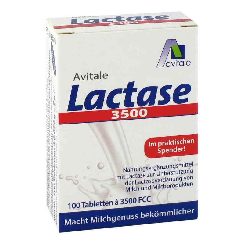 Lactase 3500 Fcc Tabletten im Klickspender  bei apo-discounter.de bestellen