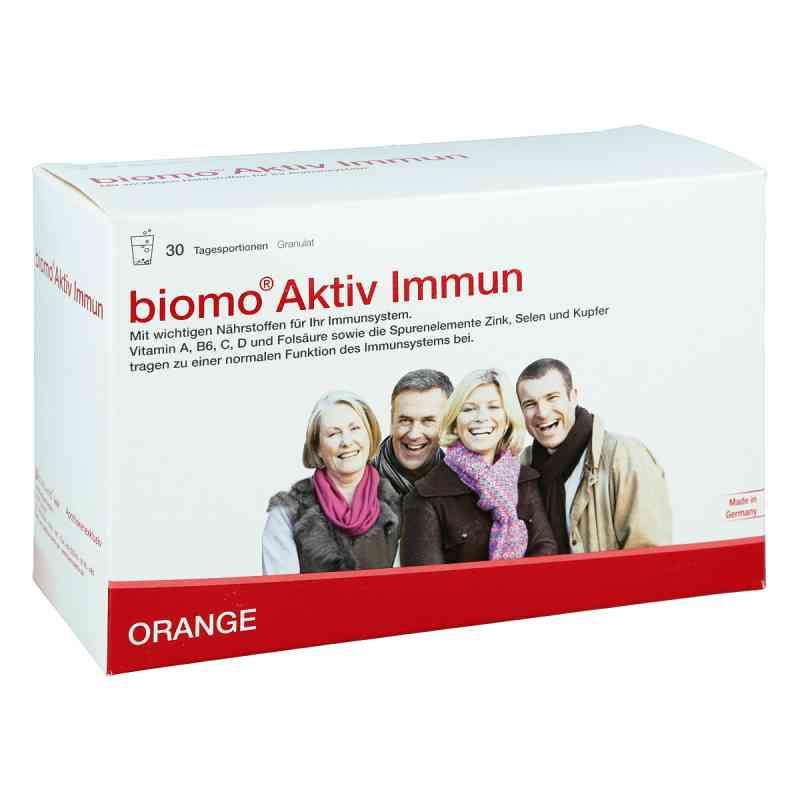 Biomo Aktiv Immun Granulat  bei apo-discounter.de bestellen
