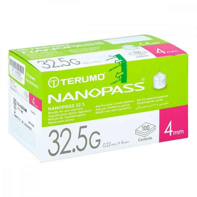 Nanopass 32,5 Pen Kanüle 32,5g 0,22x4mm  bei apo-discounter.de bestellen