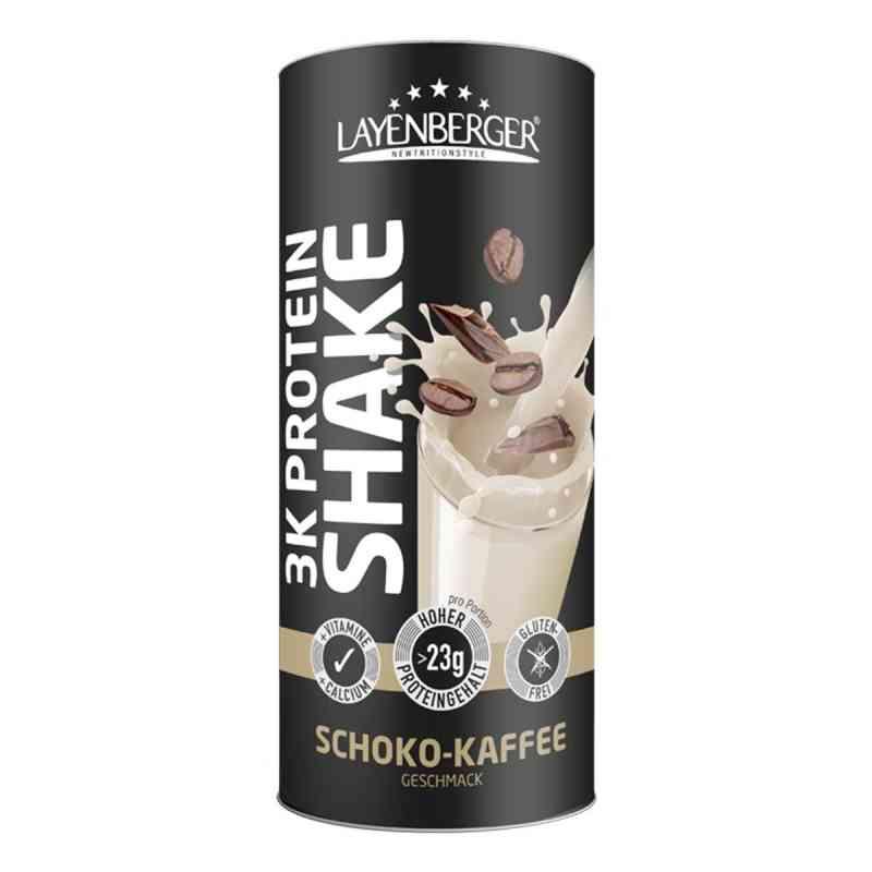 Layenberger Lowcarb.one 3k Protein Shake Scho.kaf.  bei apo-discounter.de bestellen