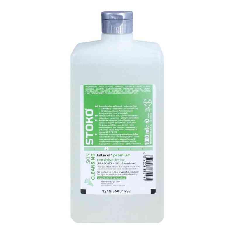 Estesol premium sensitive Hautreinigung flüssig  bei apo-discounter.de bestellen