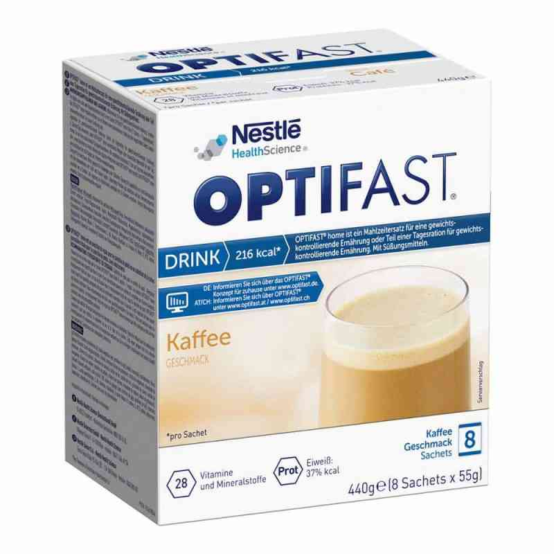 Optifast home Drink Kaffee Pulver  bei apo-discounter.de bestellen