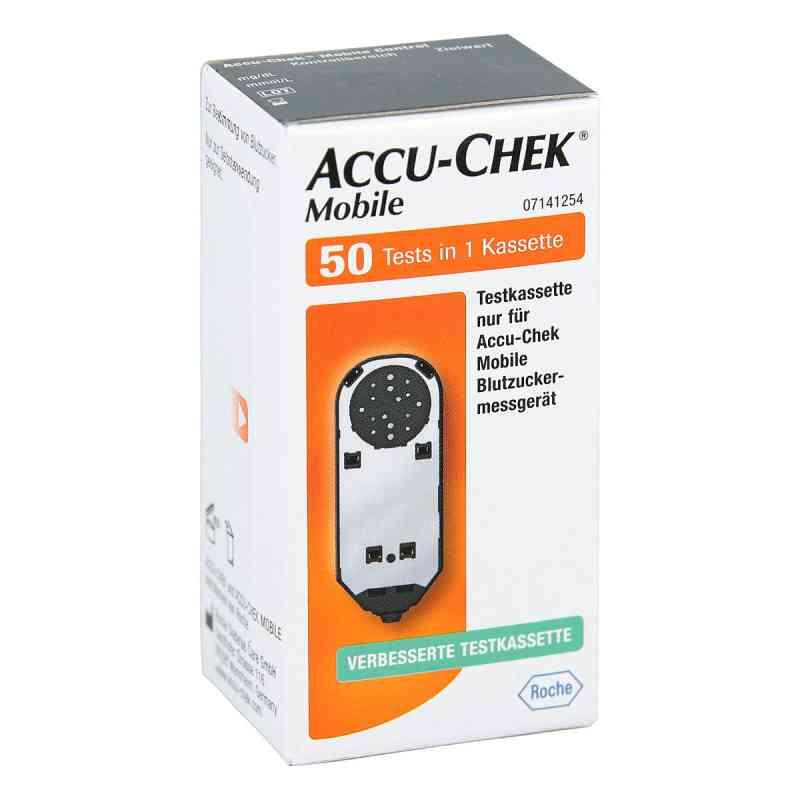 Accu Chek Mobile Testkassette  bei apo-discounter.de bestellen