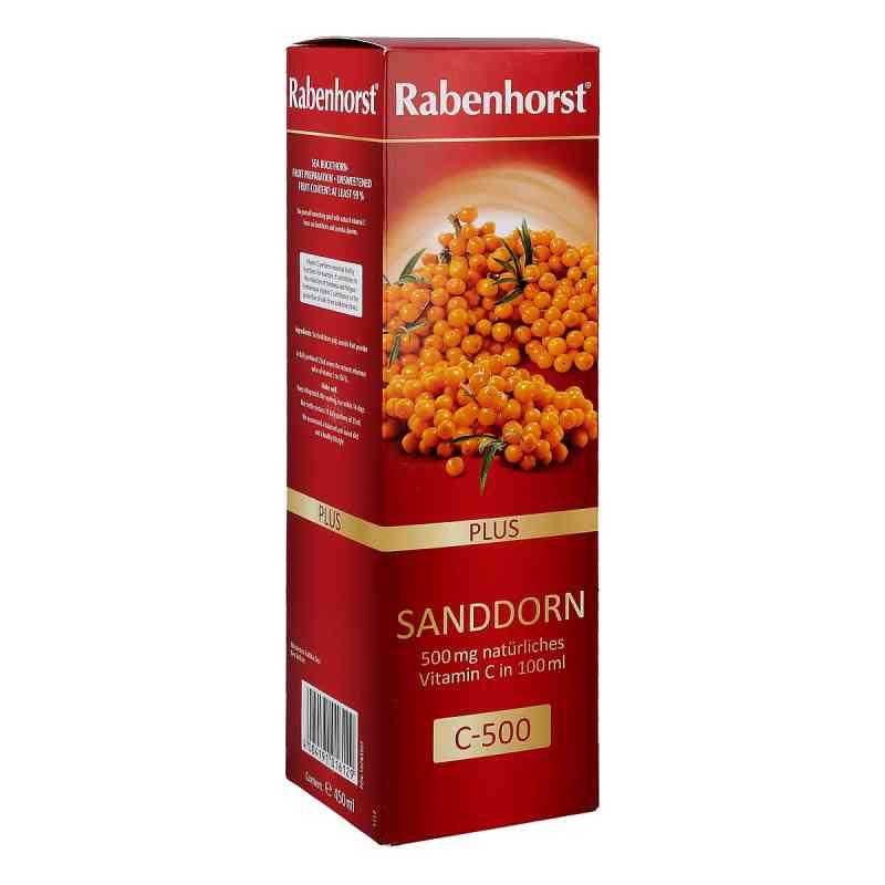 Rabenhorst Sanddorn plus C-500 ungesüsst Saft  bei apo-discounter.de bestellen