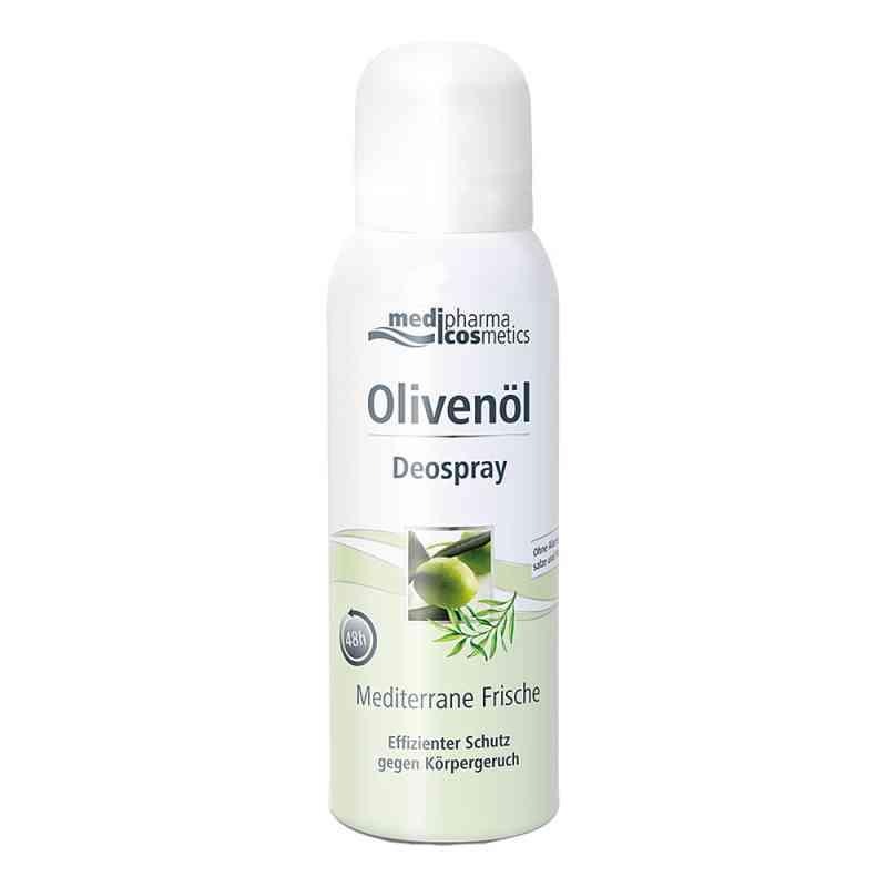 Olivenöl Deospray Mediterrane Frische  bei apo-discounter.de bestellen