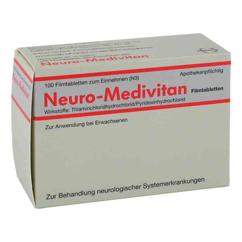 Neuro Medivitan Filmtabletten  bei apo-discounter.de bestellen