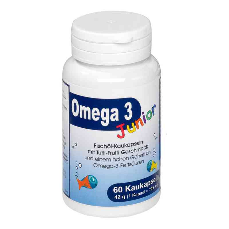 Omega 3 Junior Berco Kaukapseln  bei apo-discounter.de bestellen