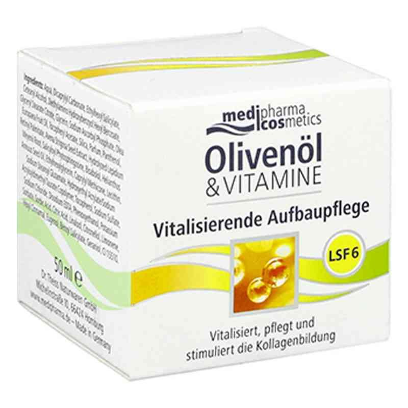 Olivenöl & Vitamine vitalisierende Aufbaupfl.m.lsf  bei apo-discounter.de bestellen
