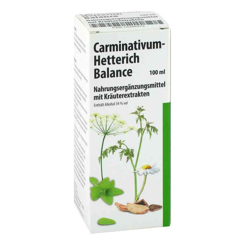 Carminativum Hetterich Balance Tropfen zum Einnehmen   bei apo-discounter.de bestellen
