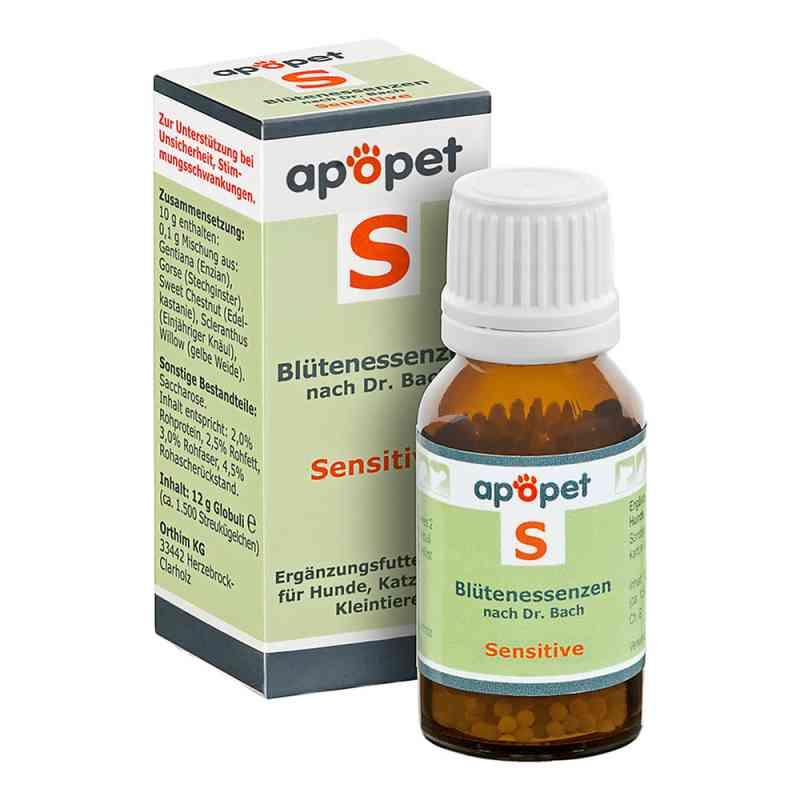 Apopet S sensitive Blütenessenzen noctu Dr.Bach Globuli   bei apo-discounter.de bestellen