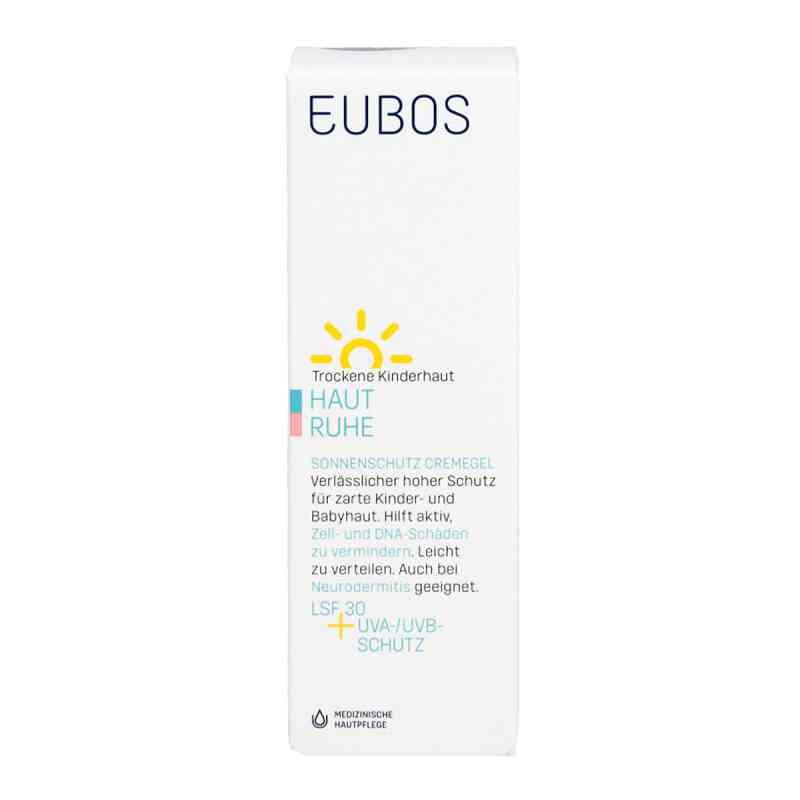 Eubos Kinder Haut Ruhe Sonnensch.cr.gel Lsf 30+uva  bei apo-discounter.de bestellen