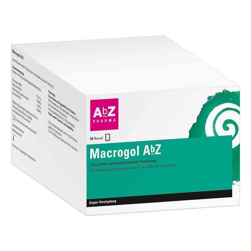 Macrogol Abz Pulver zur, zum Herst.e.Lsg.z.Einneh.  bei apo-discounter.de bestellen
