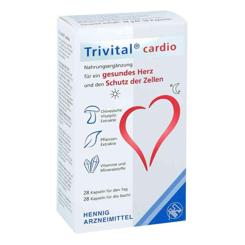 Trivital cardio Kapseln  bei apo-discounter.de bestellen