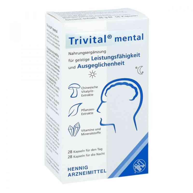 Trivital mental Kapseln  bei apo-discounter.de bestellen