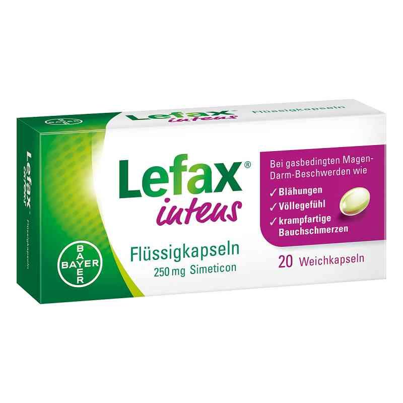Lefax intens Flüssigkapseln 250 mg Simeticon  bei apo-discounter.de bestellen