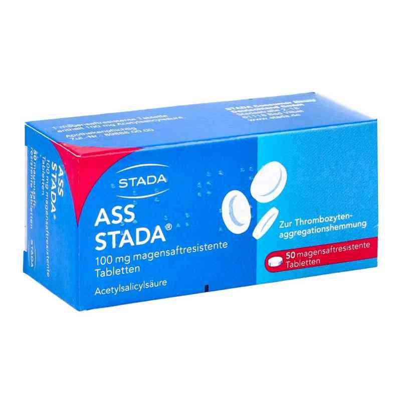 Ass Stada 100 mg magensaftresistente Tabletten  bei apo-discounter.de bestellen
