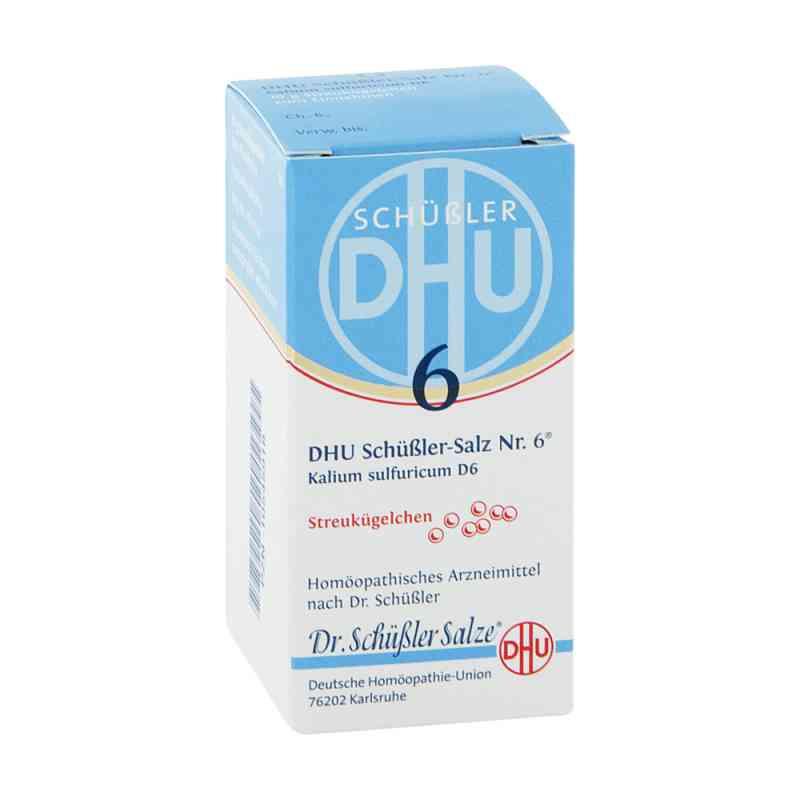 Biochemie Dhu 6 Kalium Sulfur D6 Globuli  bei apo-discounter.de bestellen