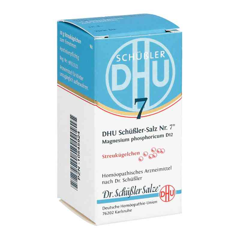 Biochemie Dhu 7 Magnesium phosphoricum D  12 Globuli  bei apo-discounter.de bestellen