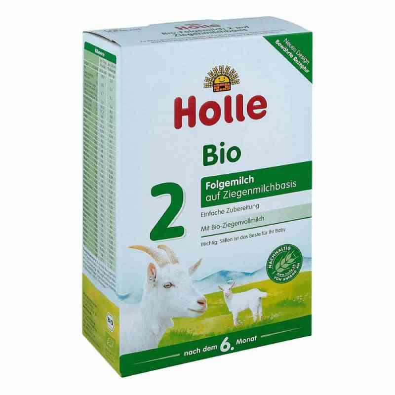 Holle Bio Folgemilch auf Ziegenmilchbasis 2 Pulver  bei apo-discounter.de bestellen