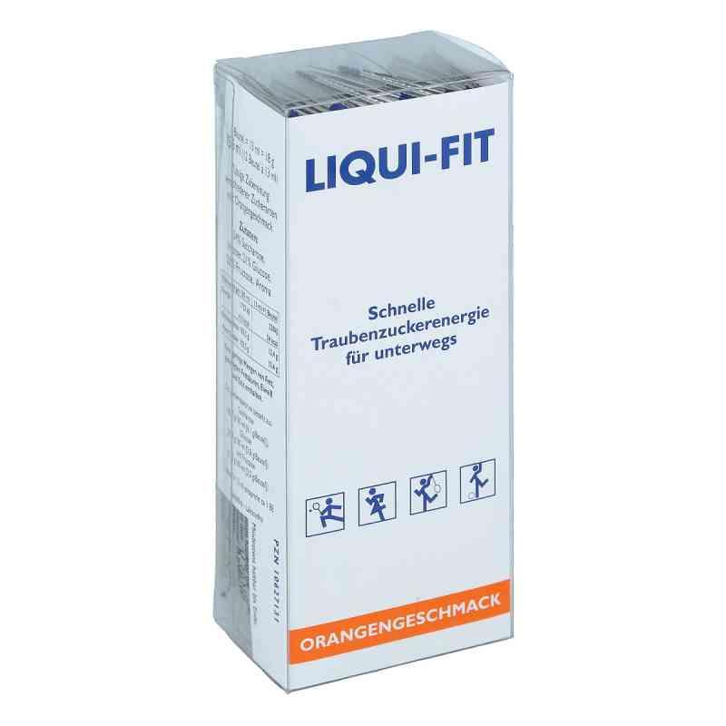 Liqui Fit Orange flüssige Zuckerlösung Beutel  bei apo-discounter.de bestellen