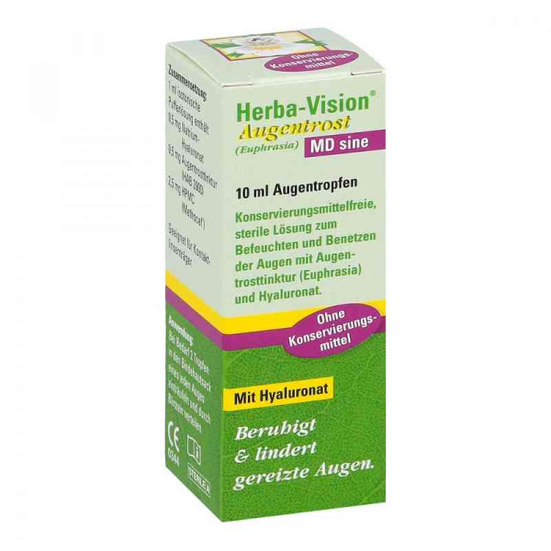 Herba-vision Augentrost Md sine Augentropfen  bei apo-discounter.de bestellen