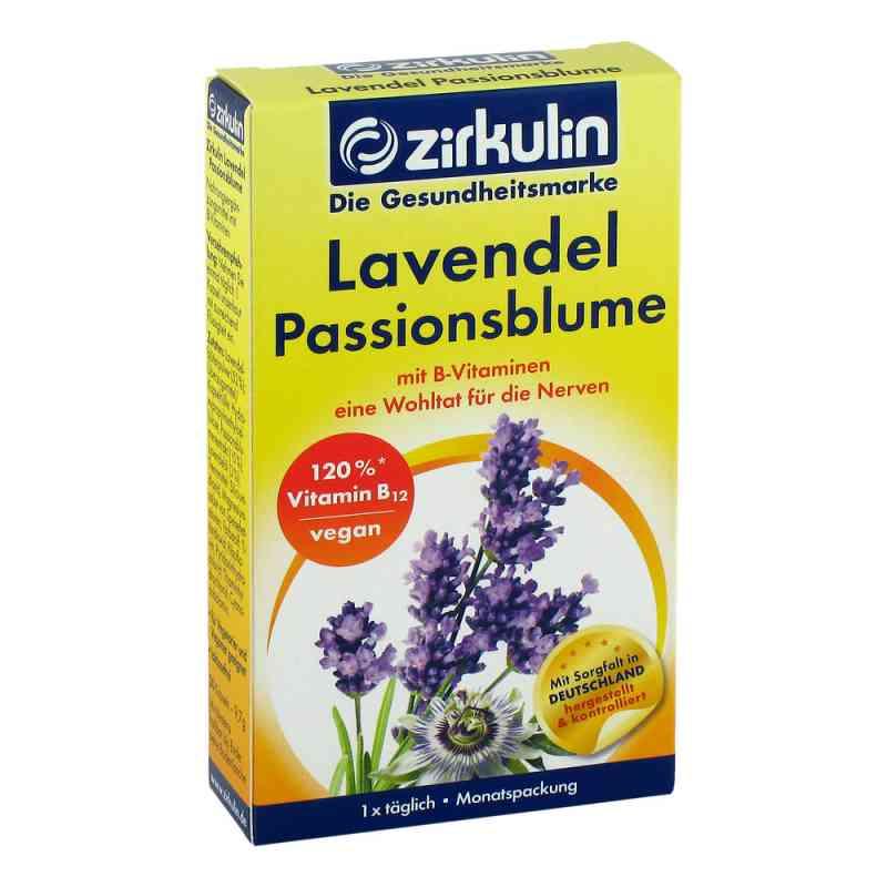 Zirkulin Lavendel Passionsblume Kapseln  bei apo-discounter.de bestellen