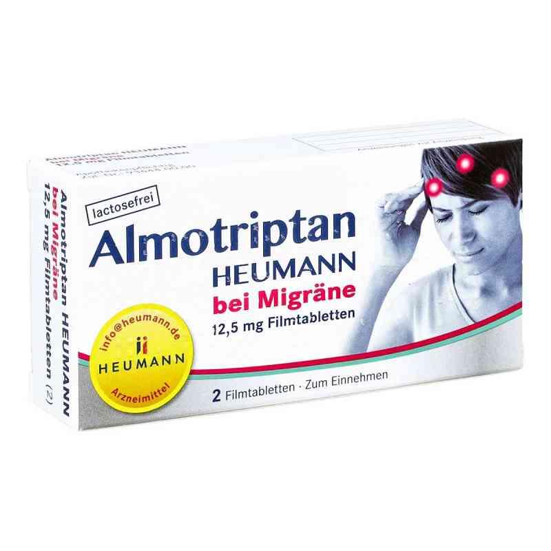 Almotriptan Heumann bei Migräne 12,5mg  bei apo-discounter.de bestellen