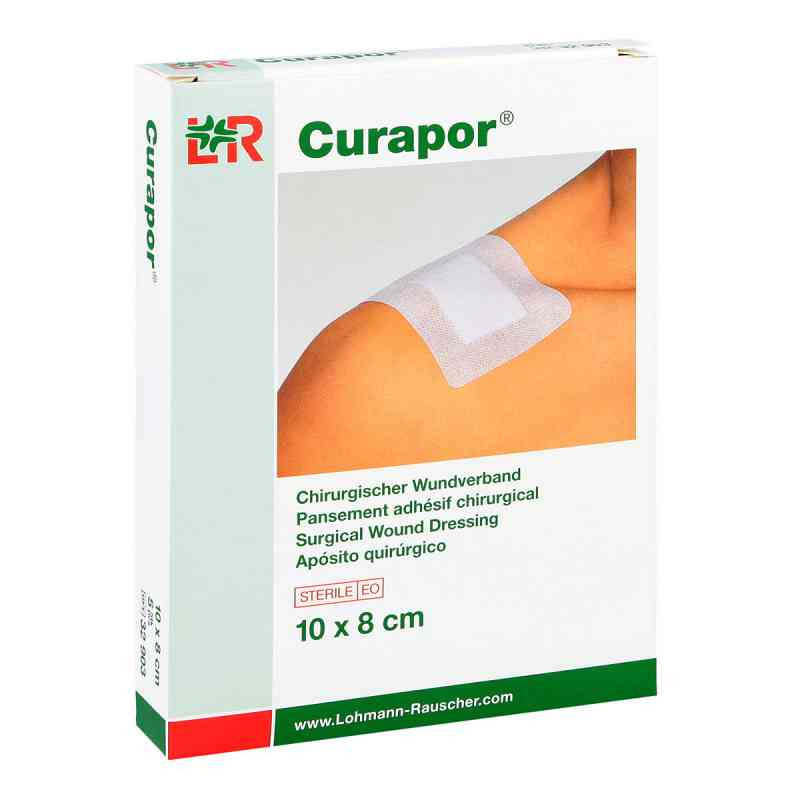 Curapor Wundverband steril chirurgisch 8x10 cm  bei apo-discounter.de bestellen