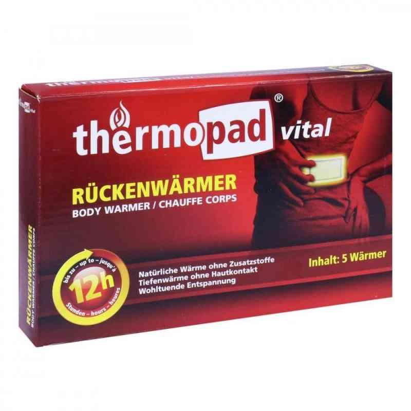 Thermopad Rückenwärmer  bei apo-discounter.de bestellen
