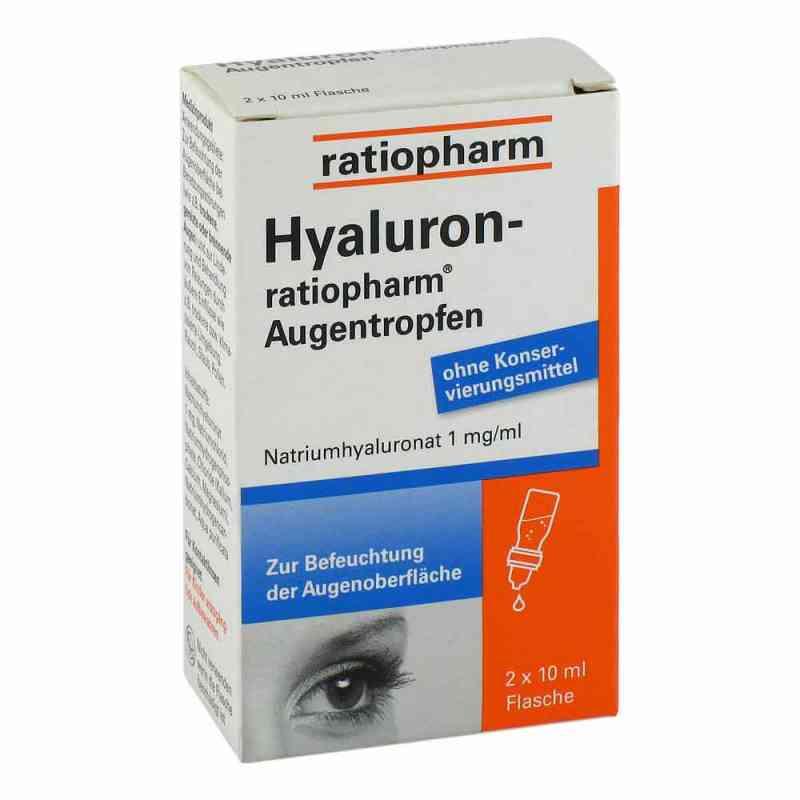 Hyaluron Ratiopharm Augentropfen  bei apo-discounter.de bestellen