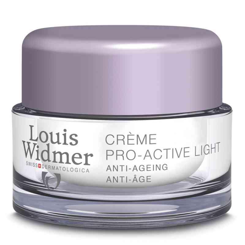 Widmer Creme Pro-active Light unparfümiert  bei apo-discounter.de bestellen