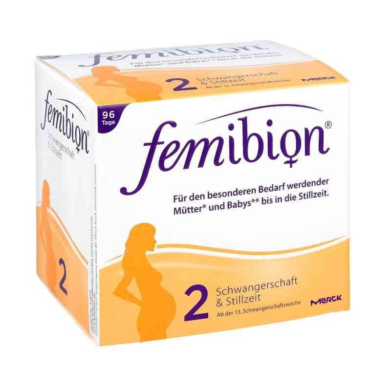 Femibion Schwangerschaft 2 D3+dha+400 [my]g Folat  bei bioapotheke.de bestellen