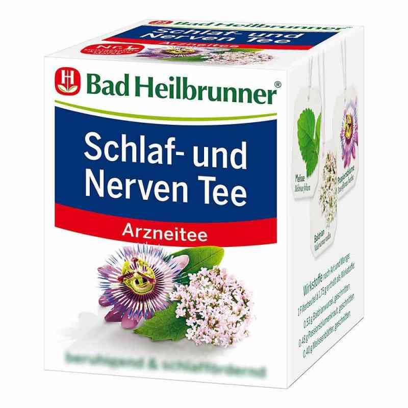 Bad Heilbrunner Schlaf- und Nerven Tee  bei apo-discounter.de bestellen