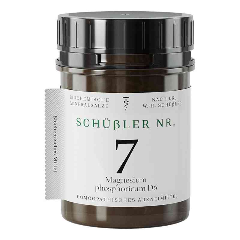 Schüssler Nummer 7  Magnesium phosphoricum D 6 Tabletten   bei apo-discounter.de bestellen