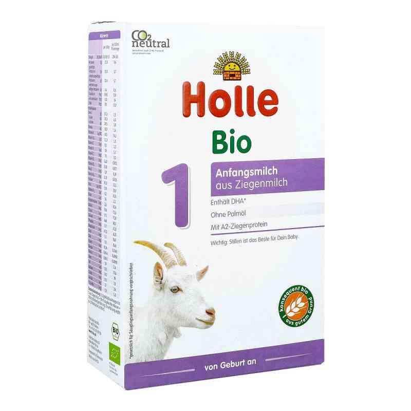 Holle Bio Anfangsmilch 1 auf Ziegenmilchbasis  bei apo-discounter.de bestellen
