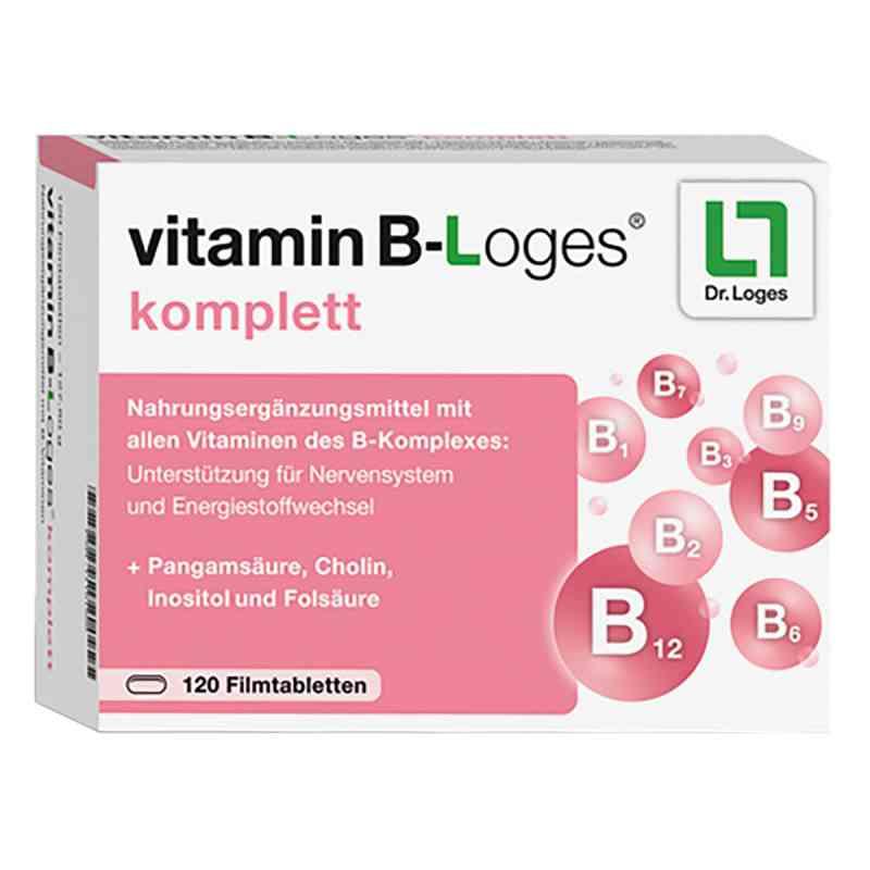 Vitamin B-loges komplett Filmtabletten  bei apo-discounter.de bestellen