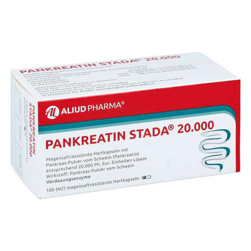 Pankreatin STADA 20000 Aliud  bei apo-discounter.de bestellen