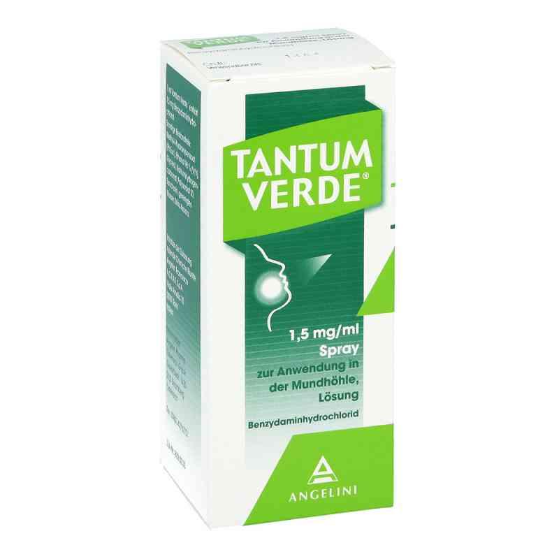 Tantum Verde 1,5 mg/ml Spray zur Anwendung in der Mundhöhle  bei apo-discounter.de bestellen
