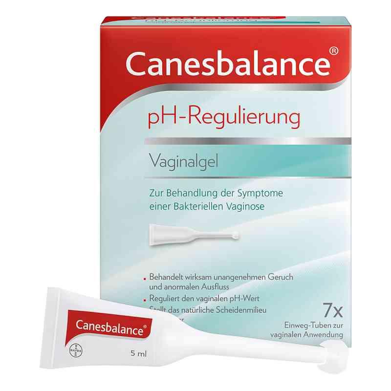 Canesbalance pH-Regulierung Vaginalgel  bei apo-discounter.de bestellen
