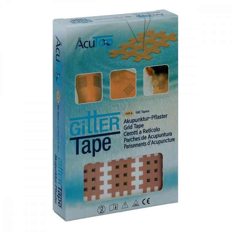 Gitter Tape Acutop 2x3 cm  bei apo-discounter.de bestellen