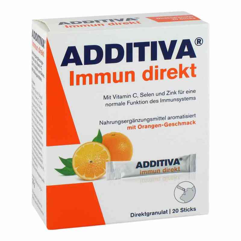 Additiva Immun direkt Sticks  bei apo-discounter.de bestellen