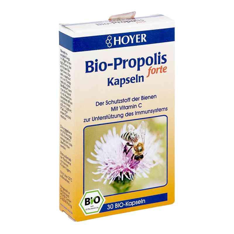 Hoyer Propolis forte Kapseln Bio Kapseln  bei apo-discounter.de bestellen