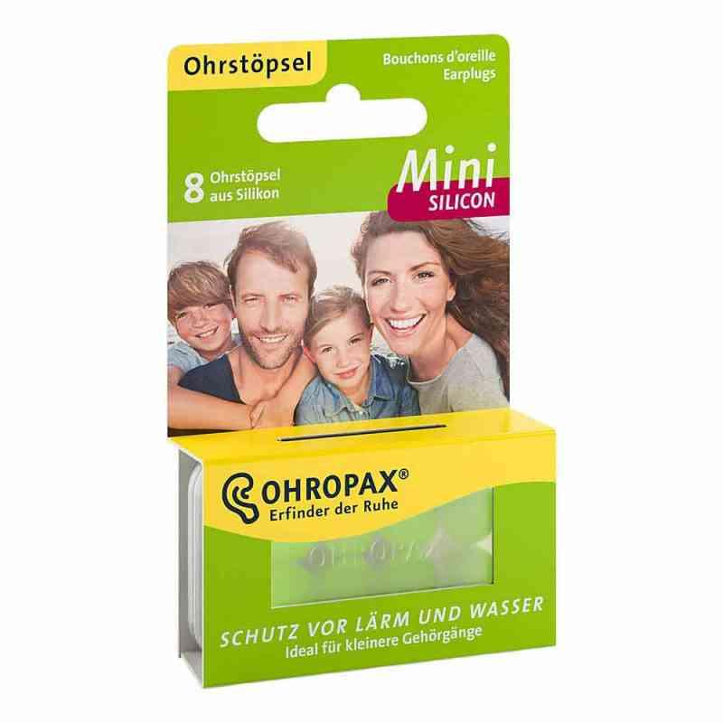 Ohropax mini Silicon Ohrstöpsel  bei apo-discounter.de bestellen