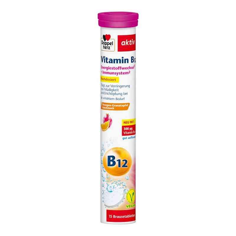 Doppelherz Vitamin B12 Brausetabletten  bei apo-discounter.de bestellen