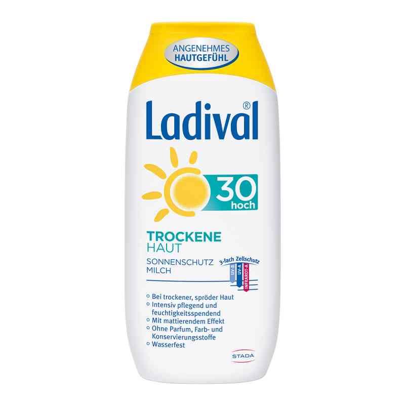 Ladival trockene Haut Milch Lsf 30  bei apo-discounter.de bestellen