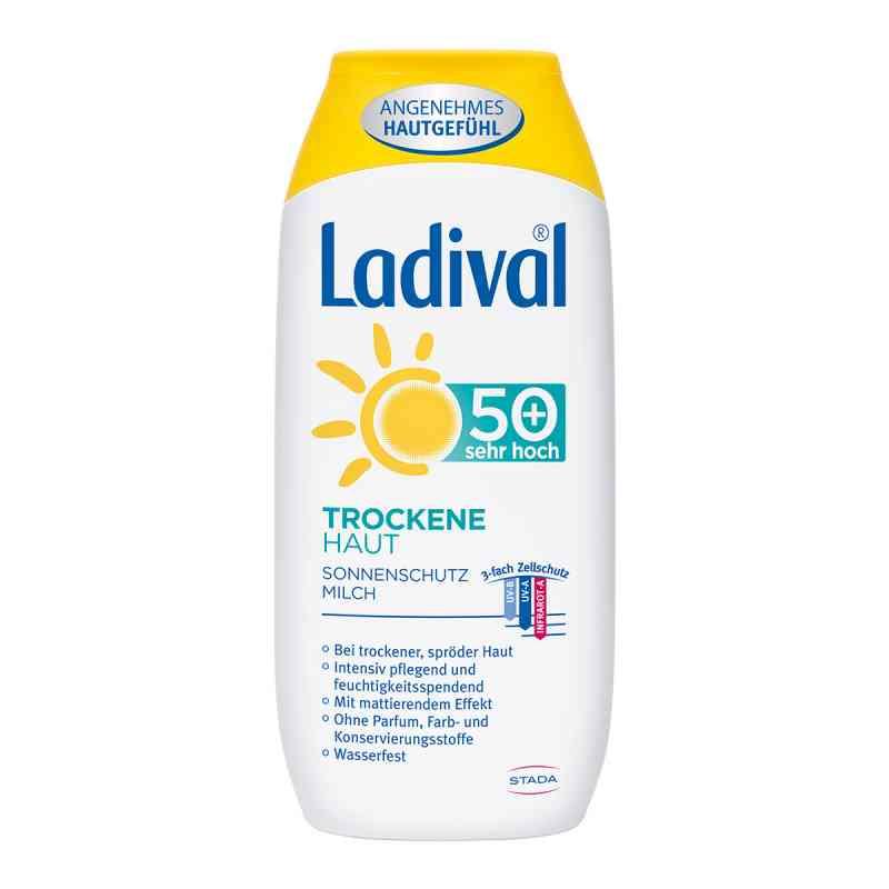 Ladival trockene Haut Milch Lsf 50+  bei apo-discounter.de bestellen