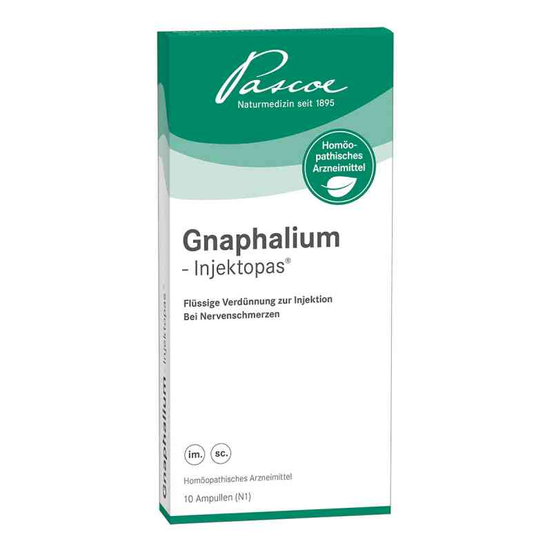 Gnaphalium Injektopas Ampullen  bei apo-discounter.de bestellen