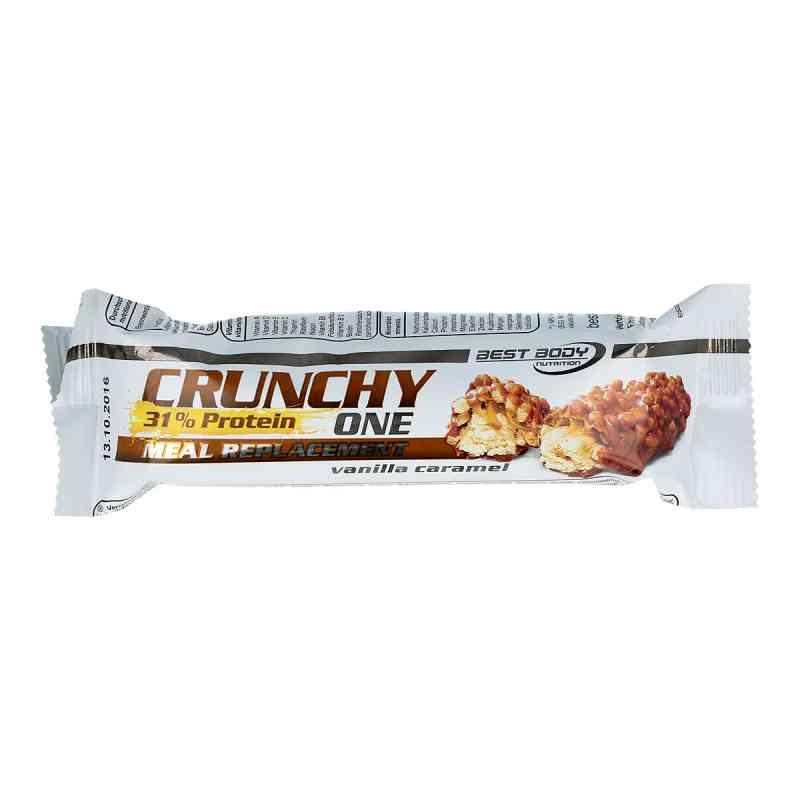Bbn Crunchy One Riegel Vanilla-caramel  bei apo-discounter.de bestellen